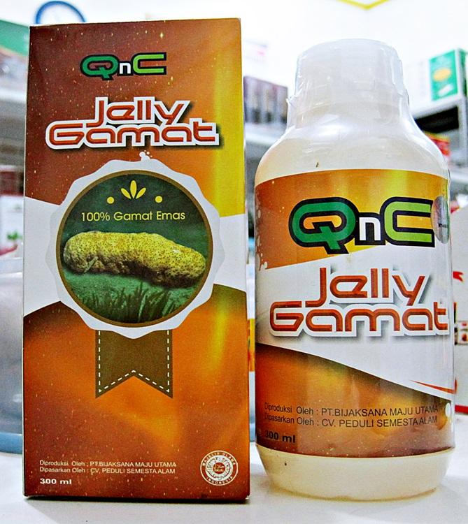 ADN QnC Jelly Gamat 1